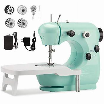 Beginner Sewing Machine with Extension Table,Midvalley