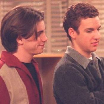 Ben Savage Explains How 'Girl Meets World' Will Answer All Of Your Burning 'Boy Meets World' Questi