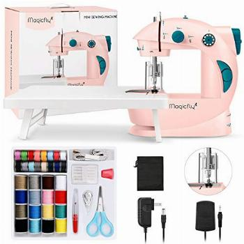 Magicfly Mini Sewing Machine for Beginner, Dual Speed