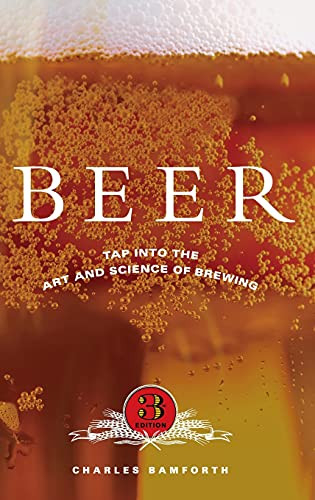 Beer Tap into the Art and Science of Brewing