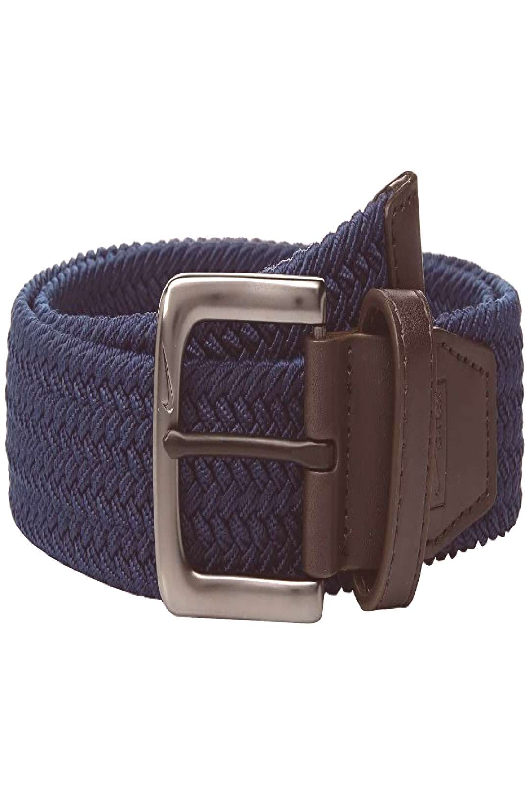 Nike Stretch Woven (College Navy) Mens Belts. Find a performance-focused balance between casual an